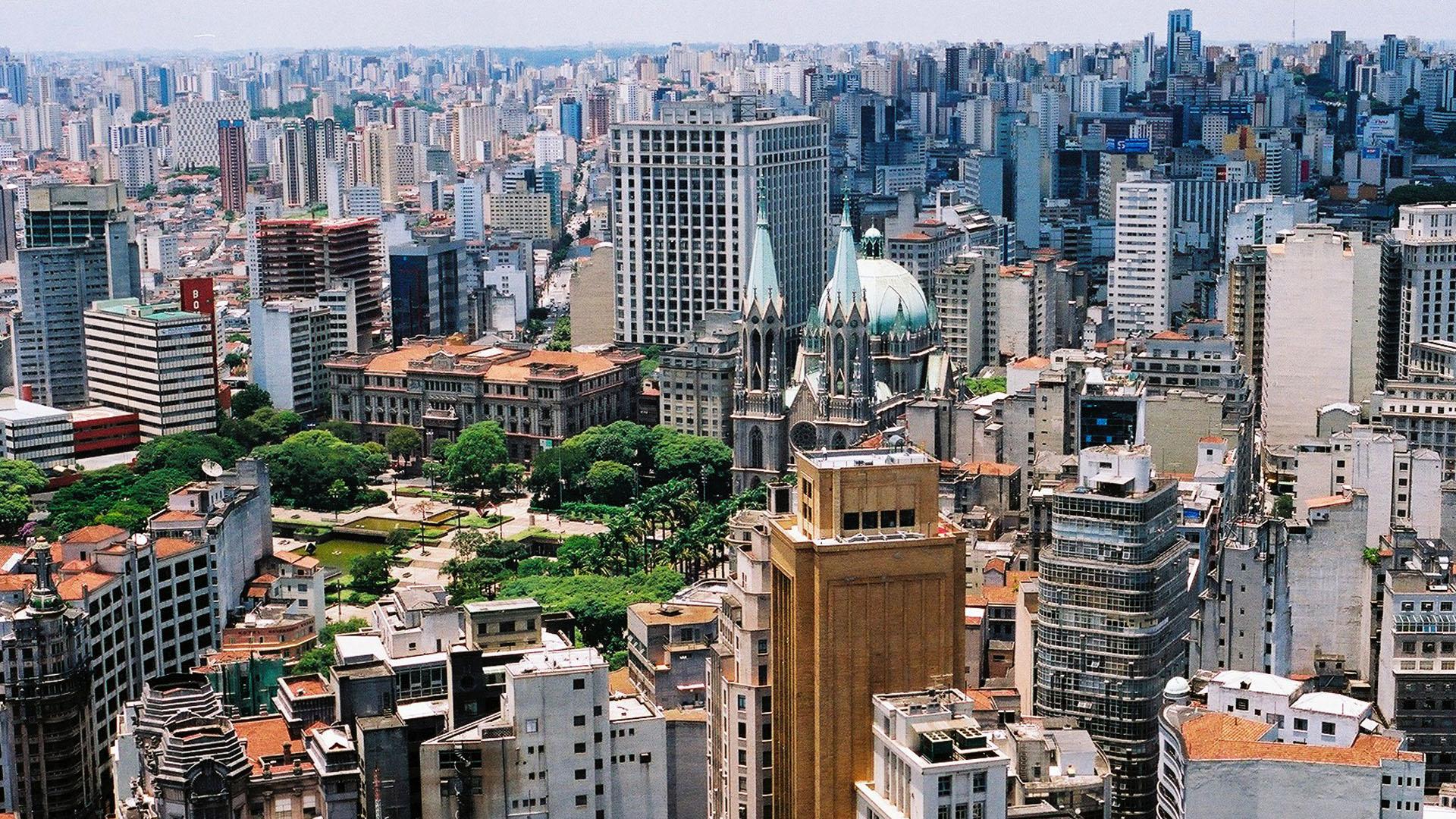 City-of-Sao-Paulo-Brazil